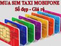 Sim taxi ABC Mobifone – Thuận lợi, suôn sẻ