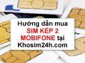 Khám phá BÍ ẨN các con số trong sim kép 2 Mobifone