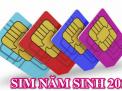 Sim năm sinh 2012 – Khẳng định đẳng cấp người dùng