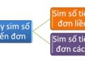 Sim tiến đơn Mobifone đem lại tài lộc cho gia chủ