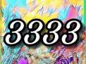 Sim tứ quý 3333 thần tài cho người mệnh hỏa